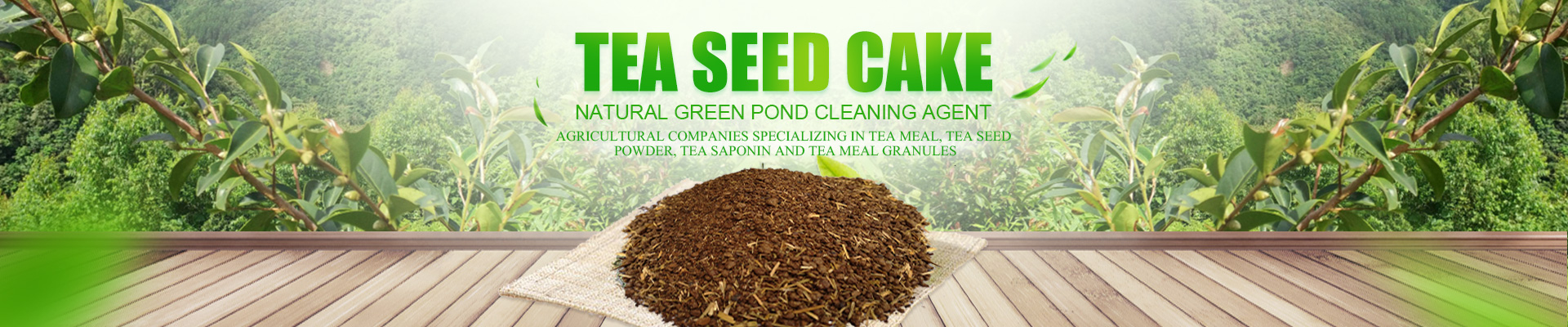 Changde fuhua agricultural development co. LTD_Changde tea meal|tea seed powder